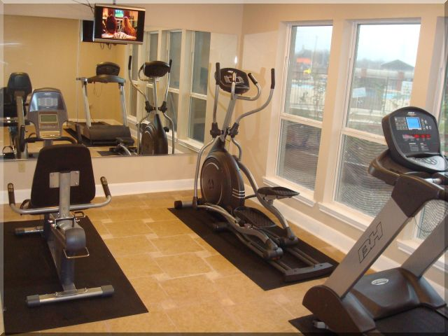 Relax and workout at the Bays Inn & Suites Fitness Center